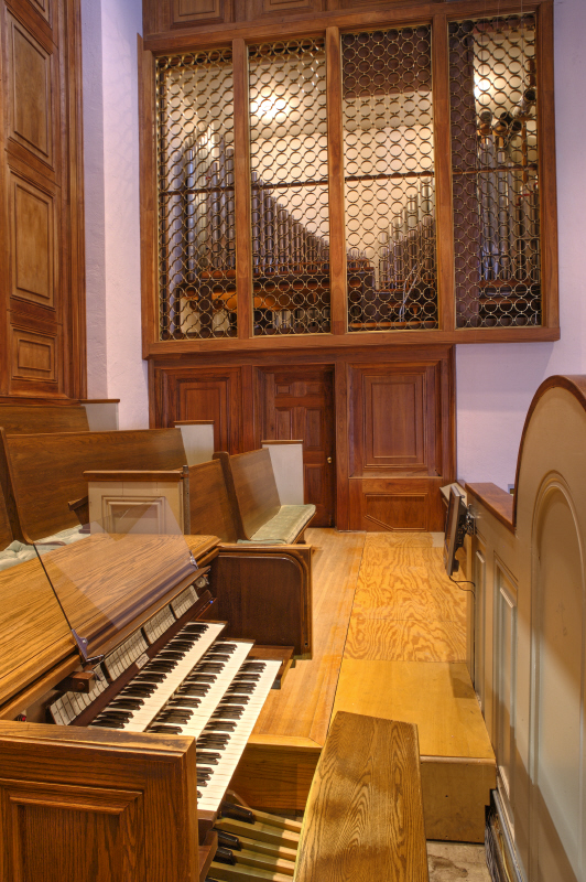 Immanuel Pipe organ