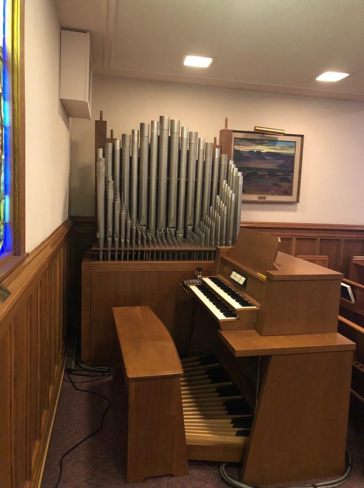 Chapel Organ FPC ABQ