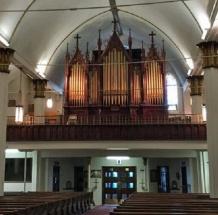 David Beatty - .OurLady of Sorrows, Las Vegas NM. Historic George Kilgens organ.