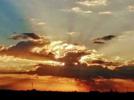 Sunrise, Deming, NM (Jose Carlos Martinez)