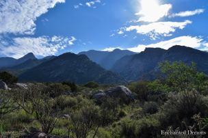 Sandia Mountains (Enchanted Dreams photo)