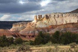 Cliffs of Wannacheechee, Ghost Ranch - Janna Millard