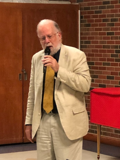 Michael Barone speaking