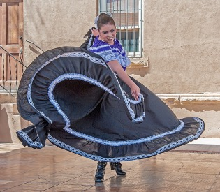 Fiesta Dancer, Albuquerque - Robert Brand