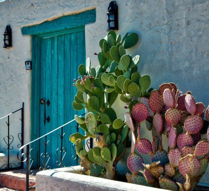 New Mexico Doorway - unknown