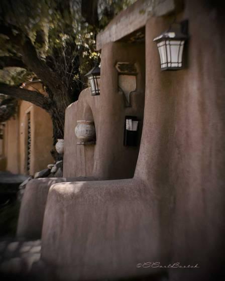 Carl Bostek - Santa Fe house