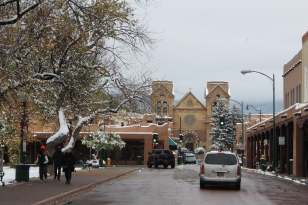 Evelyn Henson - Cathedral Basilica of St. Francis, Santa Fe, NM