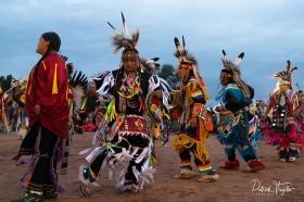 Patrick Trujillo - Intertribal Ceremony, Gallup NM